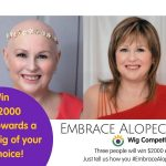 Embrace Alopecia Wigs Competition