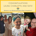 Announcing the winners of our Embrace Alopecia Wigs Comp