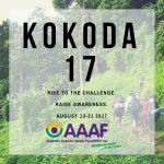 Kokoda17 – Charity Trek