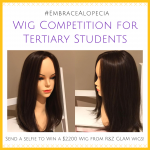 #EmbraceAlopecia Wig Competition Winner Announcement