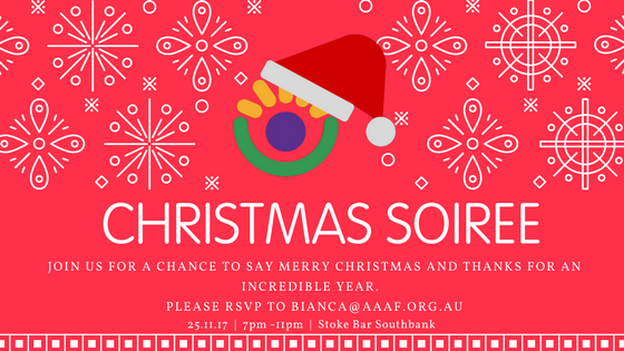 qld christmas soiree - How Do You Say Merry Christmas In Australia