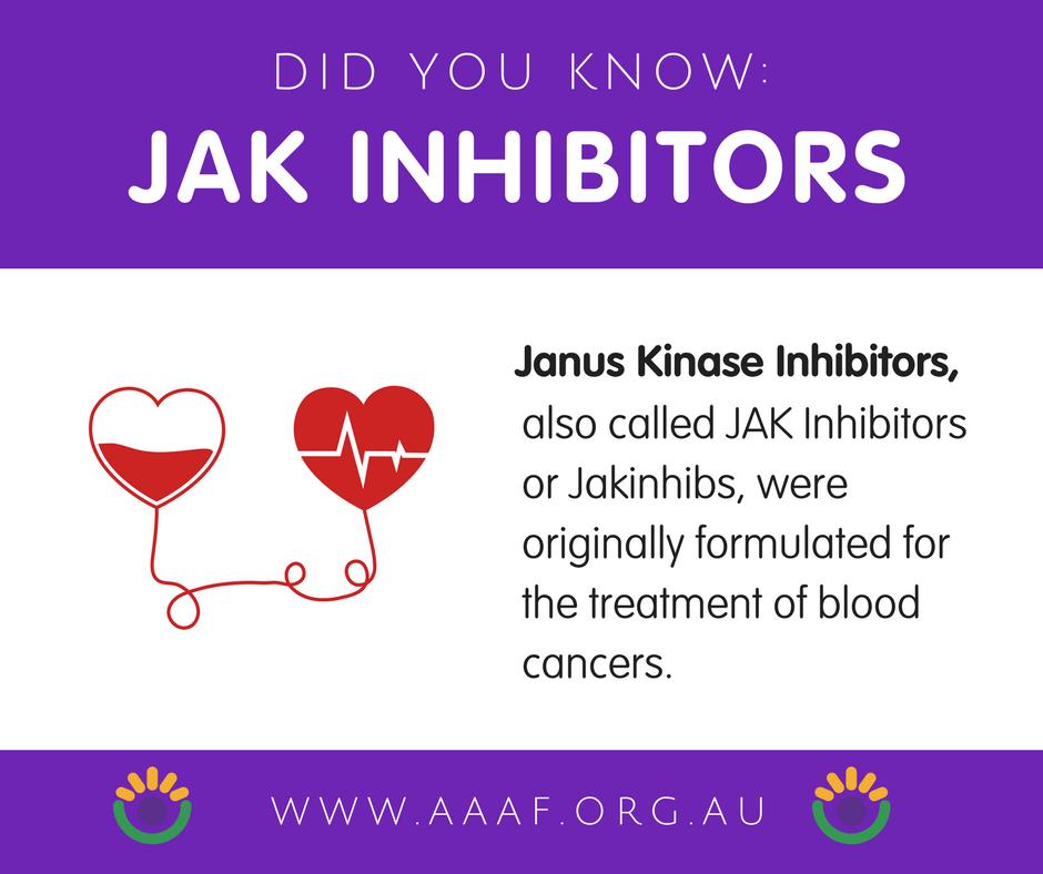 Understanding JAK Inhibitors