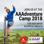 Join us at the AAAdventure Camp 2018!