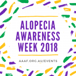 Alopecia Awareness Week – Nov 10th-18th