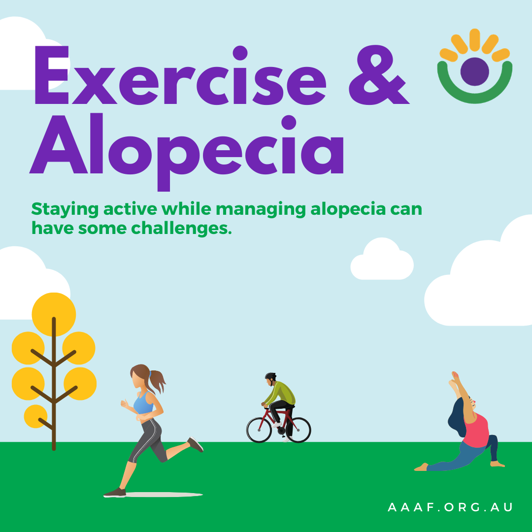 Alopecia and Exercise