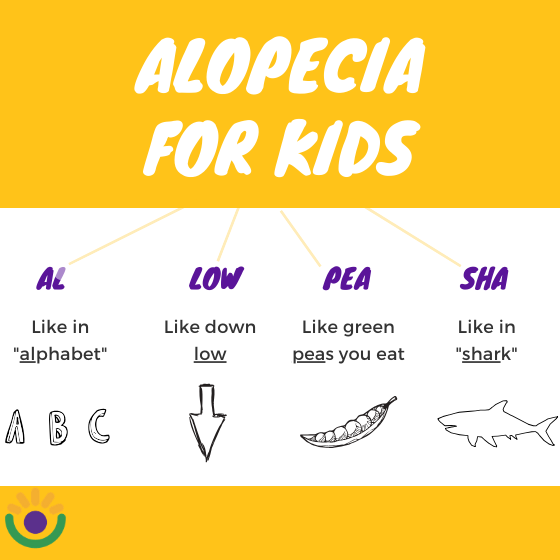 Alopecia For Kids