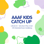 AAAF Kids Catch Up